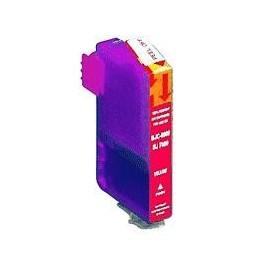 cartouche magenta pour imprimante Canon Bjc 8200 équivalent BCI6M