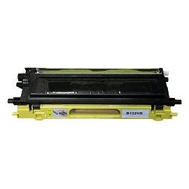 toner yellow pour imprimante Brother Mfc 9840 Cn équivalent TN135Y