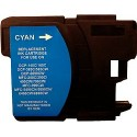 Cartouche cyan compatible Brother LC1100HYC