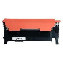 toner magenta pour imprimante Samsung Clp360 équivalent CLTM406S
