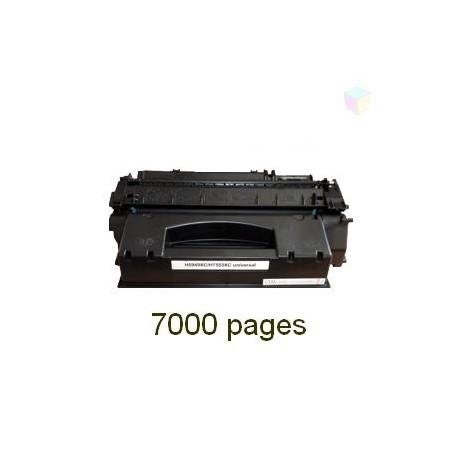 toner noir pour imprimante Canon Lbp 3300 équivalent EP708H