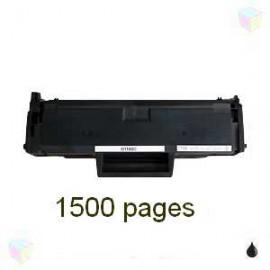 toner noir pour imprimante Dell B1160 équivalent 593-11108
