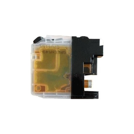 cartouche yellow pour imprimante Brother Mfcj4710dw équivalent LC125XLY