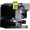 cartouche noir pour imprimante Brother Mfcj4610dw équivalent LC127XLBK