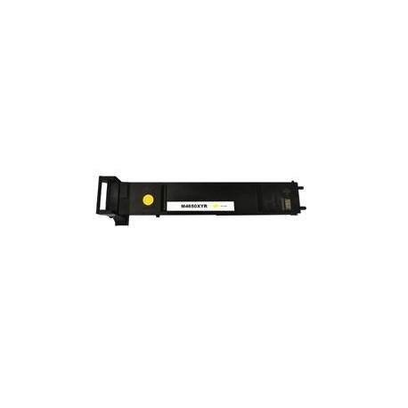 toner yellow pour imprimante Minolta Magicolor 4650en équivalent A0DK252