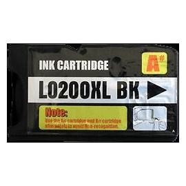 Pack 2 cartouches pour imprimante Lexmark Office Edge Pro 5500t équivalent 14L0174E- N°210XL