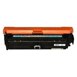 toner cyan pour imprimante HP Color Laserjet Enterprise Cp5525dn équivalent CE271A - 650A