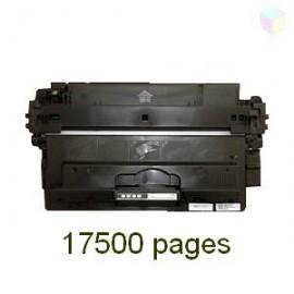 toner noir pour imprimante HP Laserjet Enterprise 700 M712 équivalent CF214X