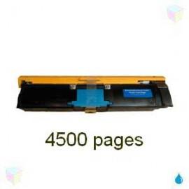 toner compatible 1710589-007 cyan pour Minolta Magicolor 2400