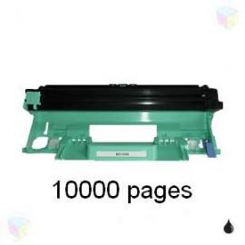 Tambour laser noir pour imprimante Brother Hl1112r équivalent DR1050