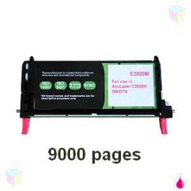 toner compatible C13S051125 magenta pour Epson Aculaser C3800dn