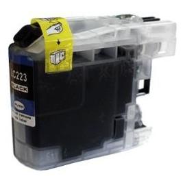 cartouche compatible LC223BK noir pour Brother Mfcj680dw