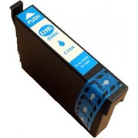 cartouche compatible C13T29924010 cyan pour Epson Expression Home Xp235