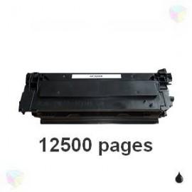 toner compatible CF360X 508X noir pour HP Color Laserjet Enterprise M552dn