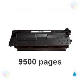 toner compatible CF361X 508X cyan pour HP Color Laserjet Enterprise M552dn