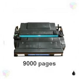 toner compatible CF287A 87A noir pour HP Laserjet Enterprise Flow M527c