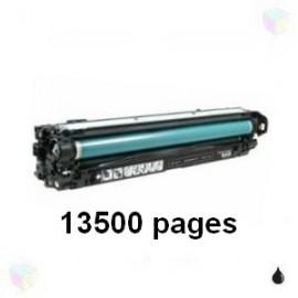 toner compatible CE340A 651A noir pour HP Laserjet Enterprise 700 M775dn
