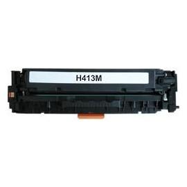 toner compatible CE413A - 305A magenta pour HP Laserjet Pro 300 Color Mfp M375nw