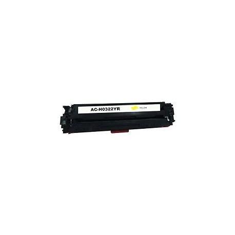 compatible CB542A, CARTOUCHE 716 YELLOW, CARTOUCHE 731 - 6269B002, CF212A - 131A, CE322A - 128A