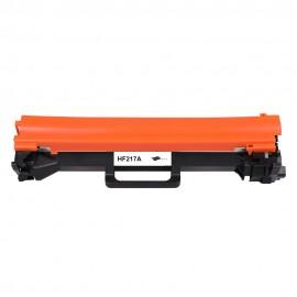 Toner compatible CF217A pour HP M130A
