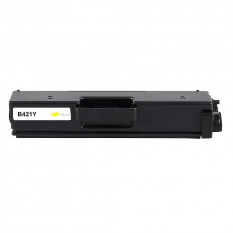 toner compatible TN421Y yellow pour Brother L8260cdw