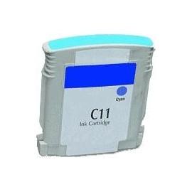cartouche cyan pour imprimante HP Business Inkjet 1000 équivalent C4836A - N°11