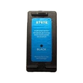 cartouche noir pour imprimante HP Deskjet 460c équivalent C8767EE - N°339