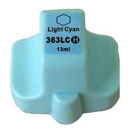 cartouche light cyan pour imprimante HP Psc 7180 équivalent C8774EE - N°363