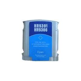 cartouche cyan pour imprimante HP Officejet Pro K5400 équivalent C9391AE - N°88XL