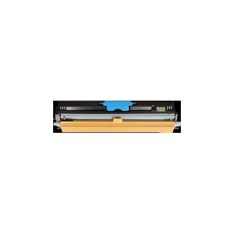 toner cyan pour imprimante Minolta Magicolor 1650en-dt équivalent A0V30HH