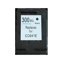 cartouche noir pour imprimante HP Deskjet D2500 équivalent CC641EE HP N°300XL