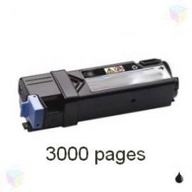toner noir pour imprimante Dell 2150cn équivalent 593-11040
