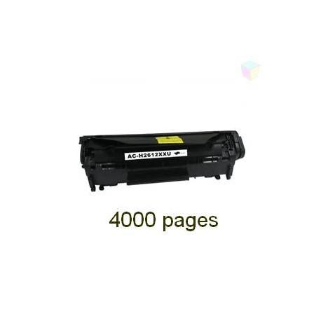 toner noir pour imprimante Canon Lbp 2900 équivalent EP703 XL