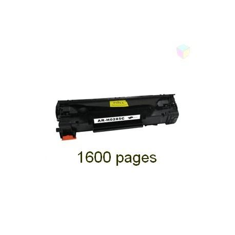 toner noir pour imprimante Canon I-sensys Lbp 6000 équivalent CARTOUCHE 725