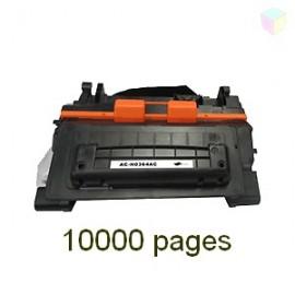 toner noir pour imprimante HP Laserjet 4014 équivalent CC364A